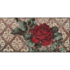 Cir Chicago Ins. Vintage Roses Old 10X20
