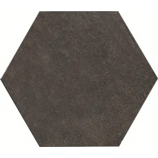 Cir Docklands Hexagon Black 24X27.7