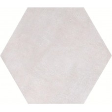 Cir Docklands Hexagon White 24X27.7