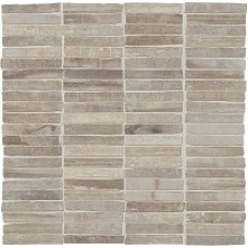 Emil Ceramica Petrified Tree M308D8P Muretto Wall Grey Panther Lap 29,4X29,4