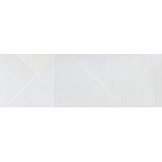 Supergres Purity Marble Campitura Ray Argento 30.5X91.5
