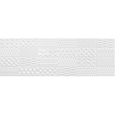 Argenta Blancos Sinan Decor White Brillo 30X90