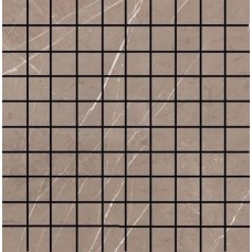 Ceracasa Chester Mosaica Noce Silk Rect 49.1X49.1