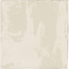 Cevica Antic Craquele Dark White 13X13