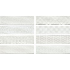 Cifre Opal Decor White 7.5X30