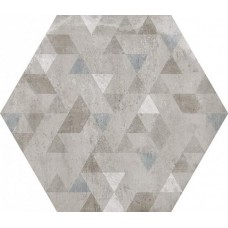 Equipe Urban Hexagon Forest Silver 29.2X25.4
