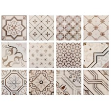Fabresa Antic Decor Mix Hueso 15X15