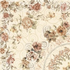 Goldencer Celine Decor Cream 33.3X33.3