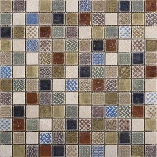 LAntic Colonial Mosaics Ancient Bath 30.5X30.5