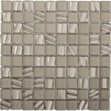 LAntic Colonial Mosaics Armour Caramel 30X30