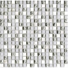 LAntic Colonial Mosaics Eternity White 29.7X29.7